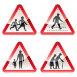 Pedestrians Have the Right of Way