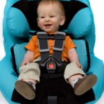 What to do with a Child Car Seat after an Accident