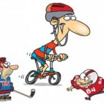 Cycling Tops the List of Sports Causing Head Injury