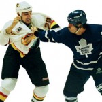 Gino Odjick's Fight with Mental Illness