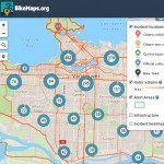 New Map Tracks Cycling Dangers
