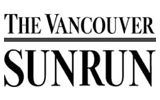The Vancouver Sun Run logo