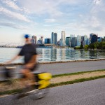 Vancouver Cyclists Here to Stay