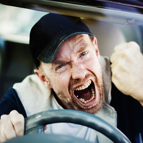 road rage in vancouver