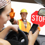 Disguised Cops Catch Distracted Drivers