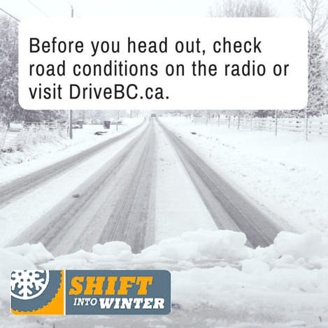bc drivers snow tires