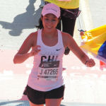 Running a Marathon with Aimee King