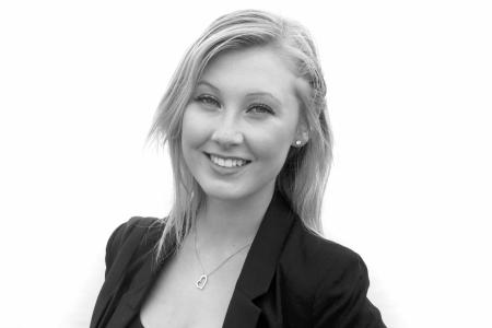 Charlotte Baigent, recipient of the 2016 Slater Vecchio Trial Advocacy Award