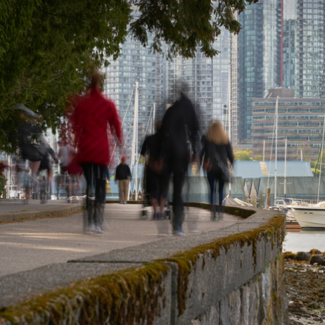 Vancouver Seawall safety