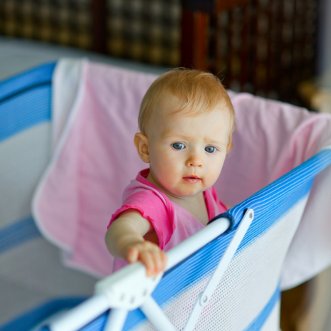 Child Playpen Safety Regulations