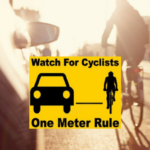 Leave a Meter for the Bikes