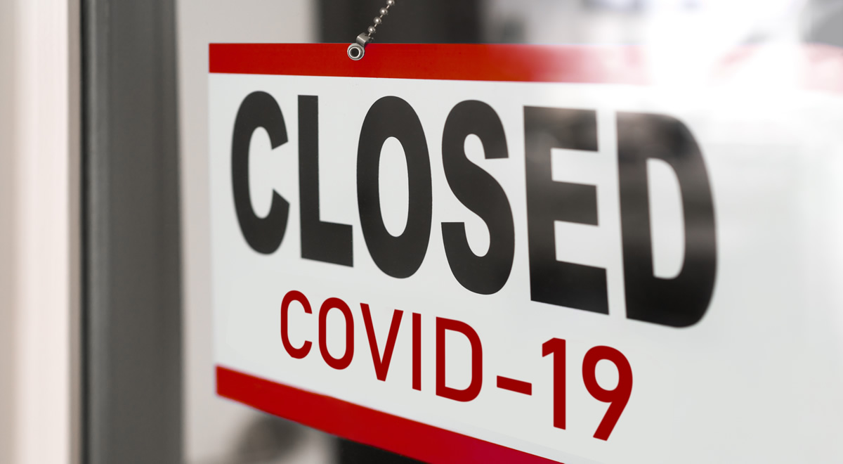 BC Business Closed Due to Covid-19